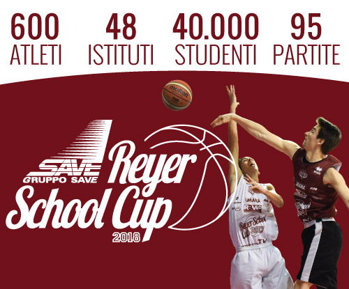Save Reyer School Cup 2018