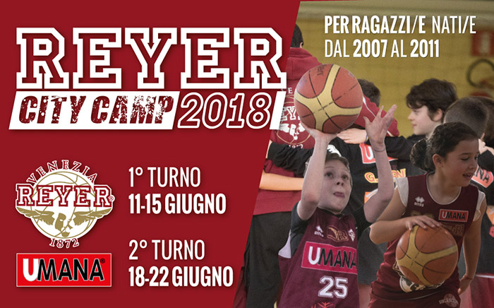 City Camp Reyer 2018