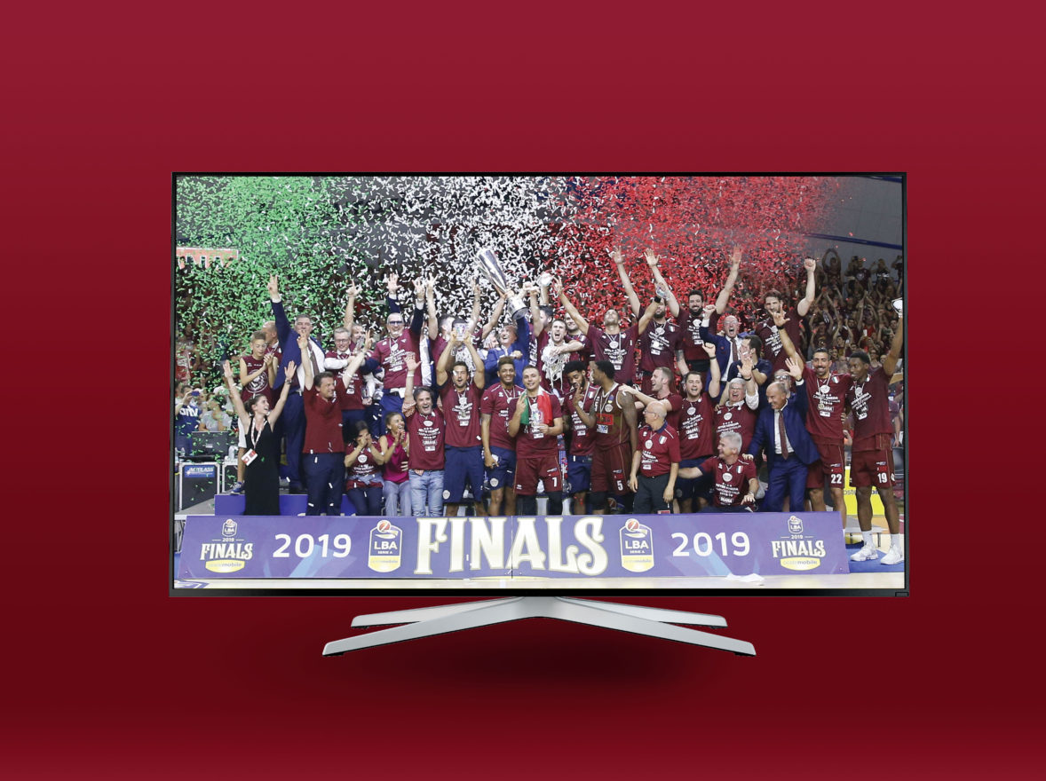 Su Orler Tv le più belle partite dell'Umana Reyer Venezia