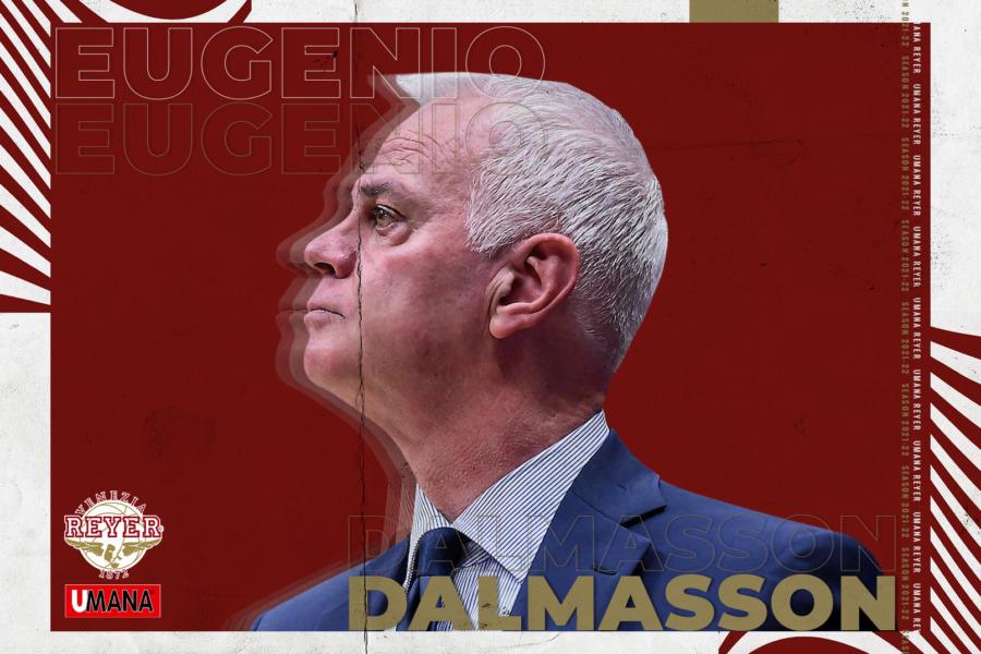 Reyer Venezia, ufficiale il ritorno di Eugenio Dalmasson nello staff dirigenziale
